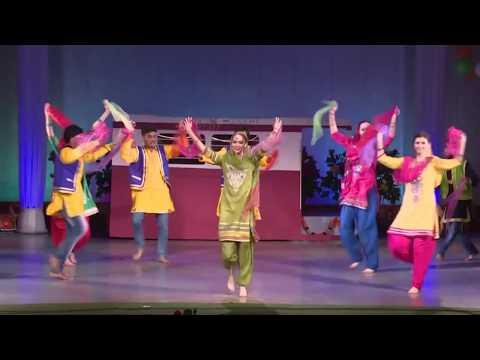 Dilwale Dulhania Le Jayenge-  Shah Rukh Khan   Kajol   Indian Dance Group  Champa,Russia