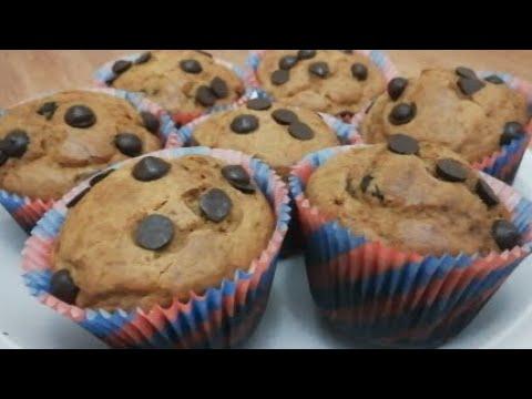 muffins-aux-pépites-de-chocolat