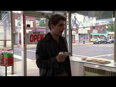 The Sopranos - Christopher buys some Pastry