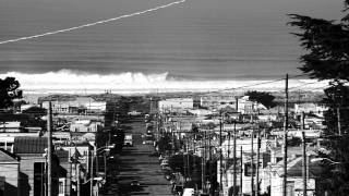 Black Friday at Ocean Beach, San Francisco