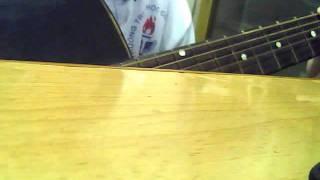 Tớ xin lỗi - Gao Blue (guitar cover)