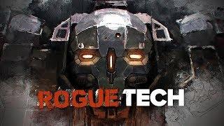 WarTech или война фракций....Разбираемся - Roguetech | Battletech #21