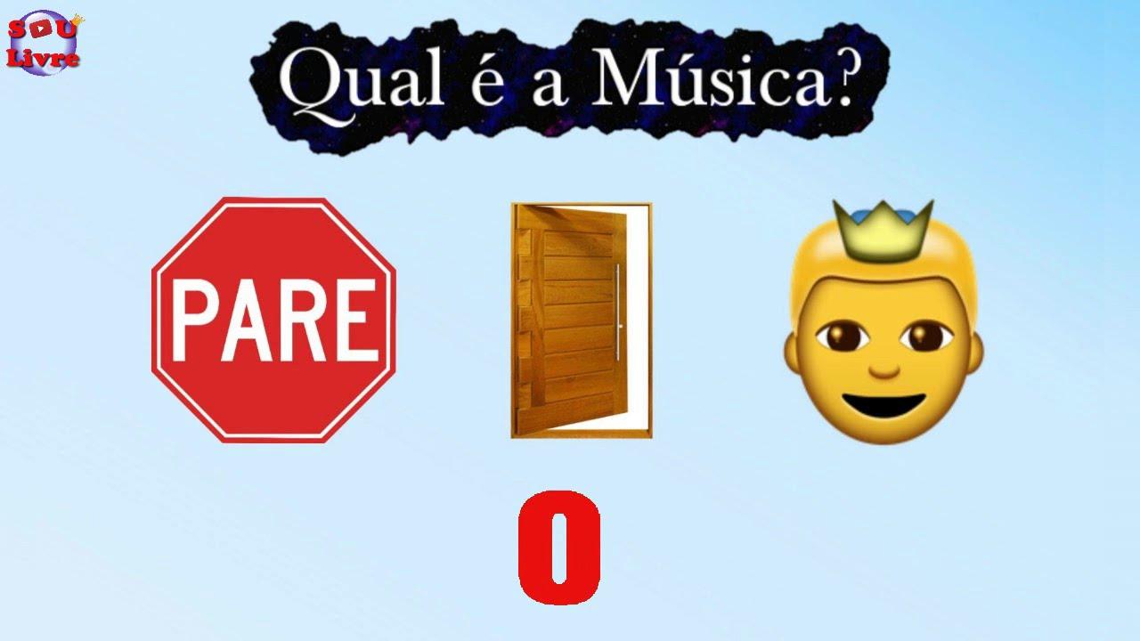 Qual é a Música Gospel com Emojis | Desafio Emoji Cristão #1