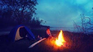Рыбалка с ночевкой. Вело-водный поход. Через Волгу в Бузан. Ловля воблы. Вобла 2015.
