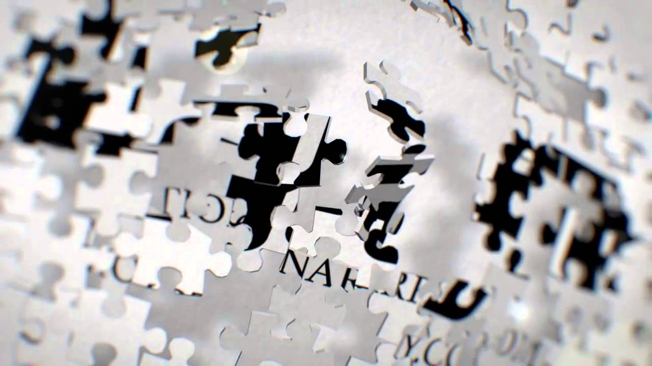 Puzzle Logo After Effects Template - YouTube