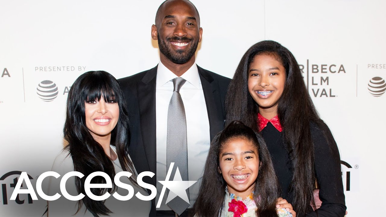Vanessa Bryant Asks Congress For Kobe & Gianna Bryant Helicopter Bill