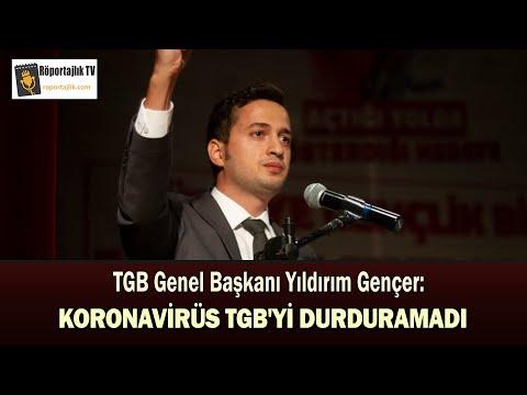 Koronavirüs TGB'yi Durduramadı | YILDIRIM GENÇER