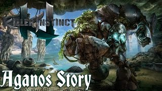 Killer Instinct Aganos Story Mode