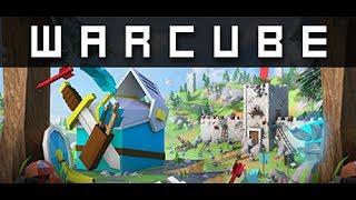 Gameplay Warcube #1 |me convierto en un heroe!!!!|