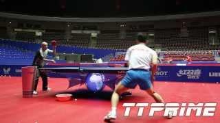 Repeat youtube video Zhang Jike -