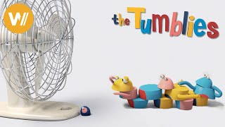 the Tumblies: Behind you, Tape Mummy and Fierce wind | Episode 14