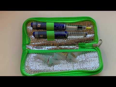 Как ввести точную дозу инсулина? Диабет.