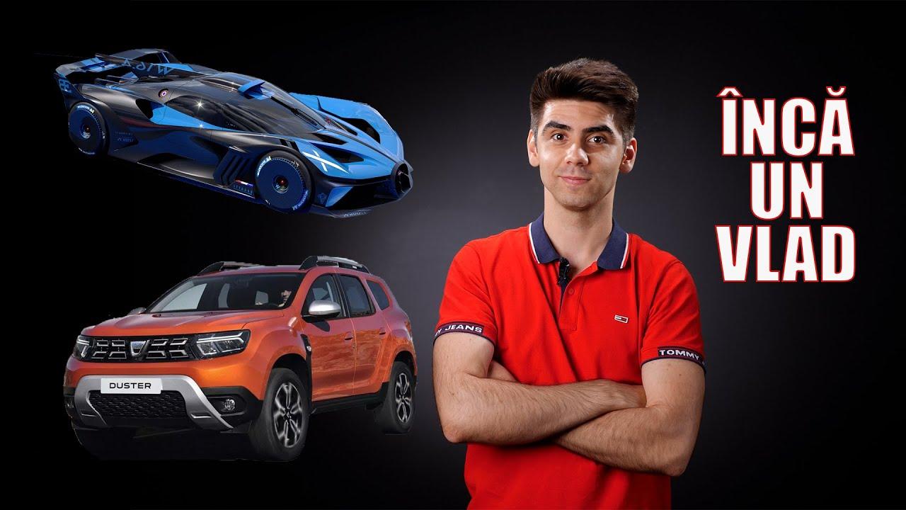 Nissan Z, Dacia Duster, Bugatti Bolide, BMW - Cavaleria.ro