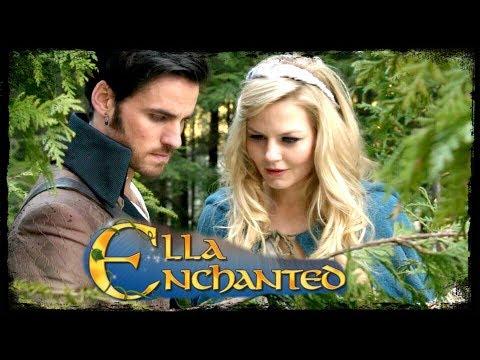 Ella Enchanted || OUAT Style (#3)