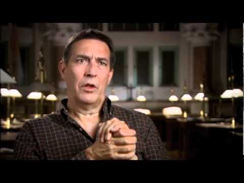 THE RITE: Ciaran Hinds Interview