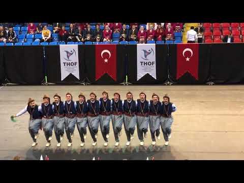 Kocaeli halk oyunları yarışması Diyarbakır