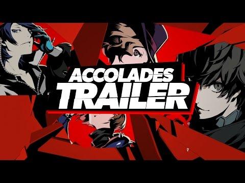 Persona 5 Accolades Trailer