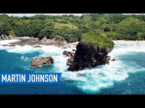 Pantai Jungwok Beach | Things to do in Indonesia
