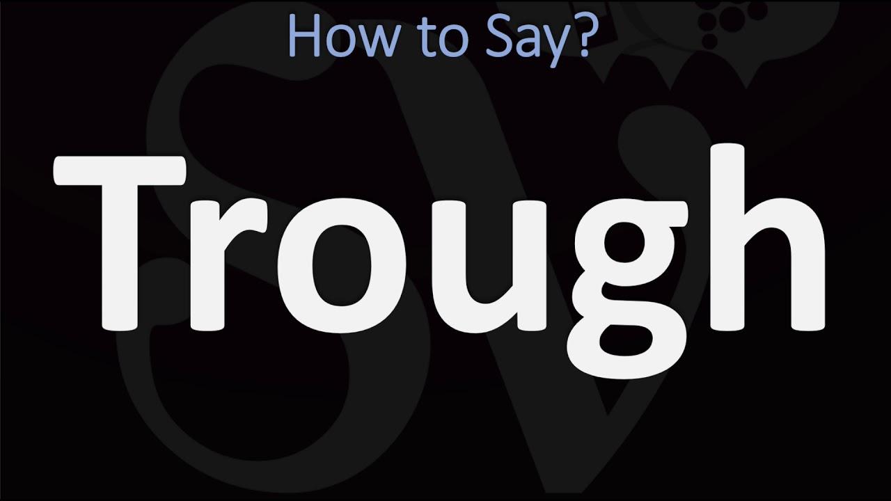 Download How to Pronounce Trough? (2 WAYS!) British Vs US/American English Pronunciation