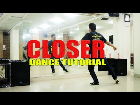 Urban Style | Closer Dance Tutorial | The Chainsmokers