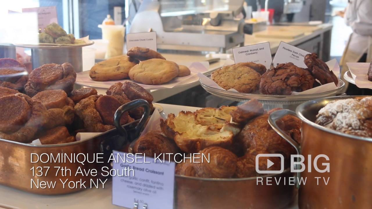 dominique ansel kitchen a cafe and bakery in new york dessert and pastry - Dominique Ansel Kitchen