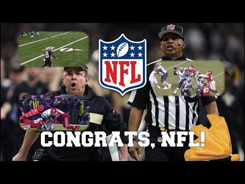 Congrats, NFL!