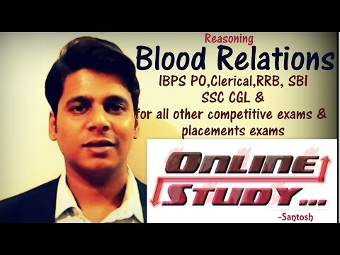 Blood Relation Reasoning Tricks |Speed Maths| Aptitude for Competitive exams & Placements