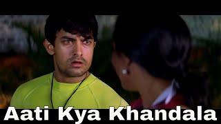 Aati Kya Khandala Song | Ghulam | Aamir Khan | Rani Mukherjee | HD 1080p