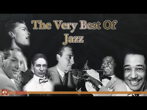 The Very Best of Jazz: Louis Armstrong, Duke Ellington, Billie Holiday, Morton, Miller and Shaw
