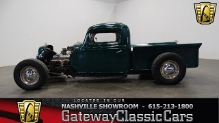 1935 Ford Truck/Rat Rod, Gateway Classic Cars-Nashville#319