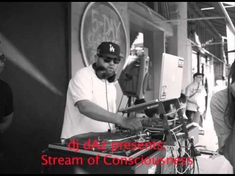 dj dAz presents:  Stream of Consciousness (a late night groove mix)