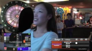 ZIMA cup 2016 summer Range3 決勝 タカヤナギ × オオヤ vs カネコ × ア...