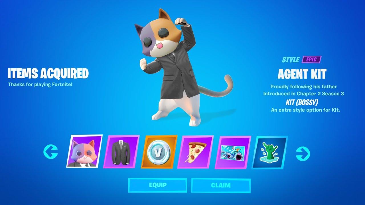Claim 13 Free Rewards at Boss Kit Catty Corner