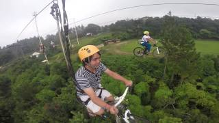 Sky Cycle - Eden Nature Park - August 31, 2015