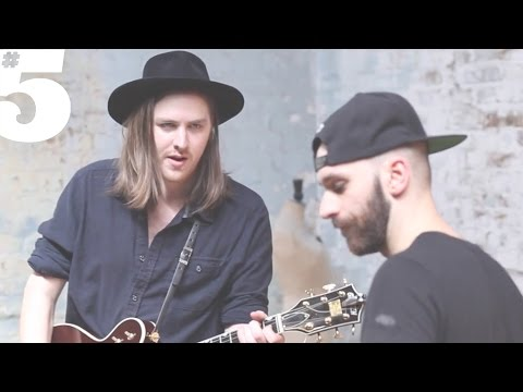 X Ambassadors & Jamie N Commons - Jungle (Live Session) | #5 Music