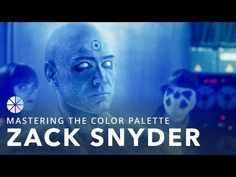Mastering the Movie Color Palette: Zack Snyder