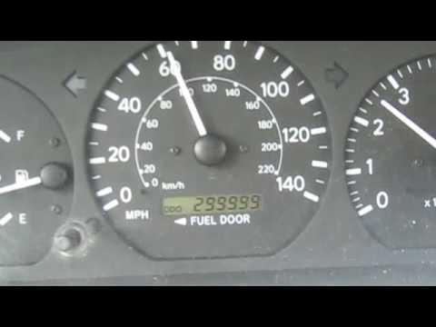 Camry 300 000 Miles