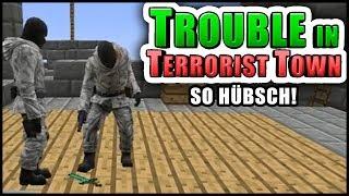 Guckt mal mein Diamantschwert an! | Trouble in Terrorist Town! - TTT | Zombey