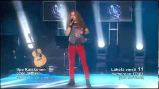 Ilpo Kaikkonen - Who knew (Idols 2011)