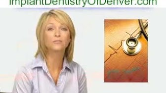 Denver CO Implant Dentistry| Affordable Dental Implants Denver CO