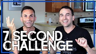 7 second challenge with Paolo & Patrick!
