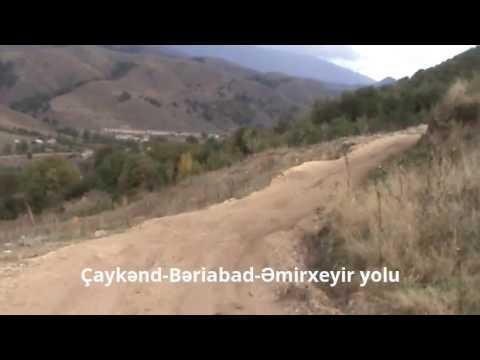 Çaykənd-Bəriabad-Əmirxeyir Yolu