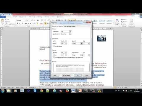 Video tutorial -