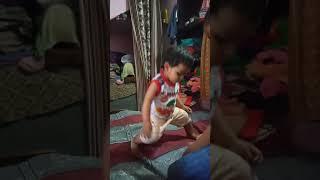 Acting of cute boy --Lakshay