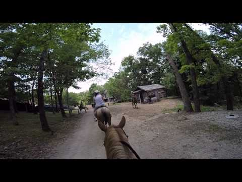 Branson Horseback Riding - 1 of 2