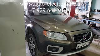 Удаление сажевого фильтра Volvo XC70 2012 г.в.,отключение клапана EGR, чип тюнинг Вольво, Раменское