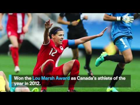 Fast Facts: Canadian Soccer Captain Christine Sinclair
