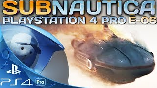 Subnautica PS4 Pro Deutsch Aurora Wrack Playstation 4 German Deutsch Gameplay #6