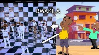 Bwakila _Anko Attitude ya Harmonize Ft Awilo Longomba & H baba (Official Video) #1 ON TRENDING