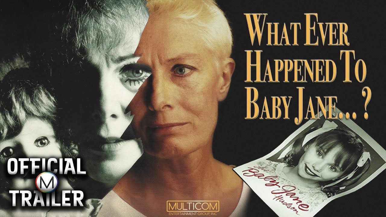 WHAT EVER HAPPENED TO BABY JANE (1991) | Official Trailer ...